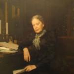 Portrait of Maria Ebner von Eschenbach