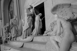 Tomb of Marie-Christine by Canova