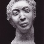Woman's head, 1930