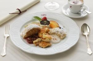 """Viennese desserts at """"A Taste of Imperial Vienna"""""""