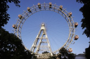 Wiener Riesenrad, photo Vienna tourist board