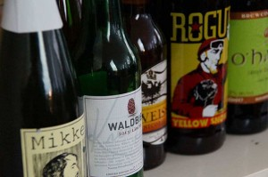 Craft Bier bottles of participating breweries Image photo – 2 © Craftbierfest.at