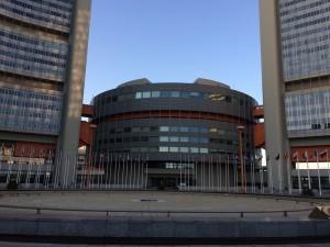 UNO Building in Vienna