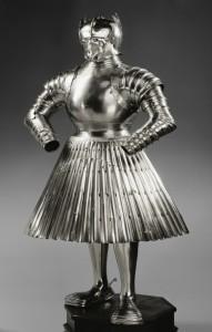 Pleated skirt harness Copyright KHM Wien