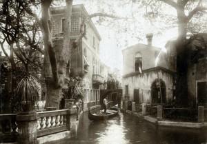 In_den_Prater_Press photo_Kriwanek, Memories to Venice in Vienna_1890_Copyright Wien Museum