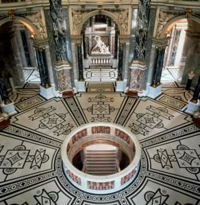 KHM cupola hall Copyright KHM Wien