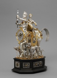 Table machine with Diana on the Centaur Copyright KHM Wien