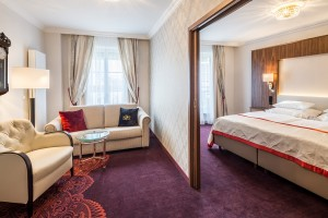 New Suite at Hotel Stefanie