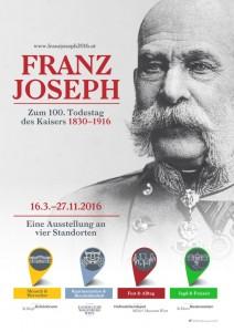 Sujet Franz Joseph-exhibition 2016 (c) Schloß Schönbrunn Kultur- und Betriebsges.m.b.H.