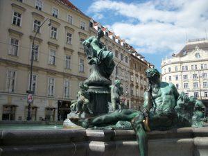Donnerbrunnen - Neuer Markt