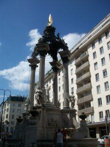 Vermählungsbrunnen - Hoher Markt