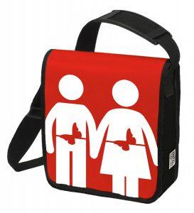 Ampelpärchen - Bag