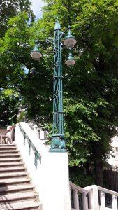 Stairs art nouveau