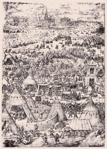 1529, First Turkish siege