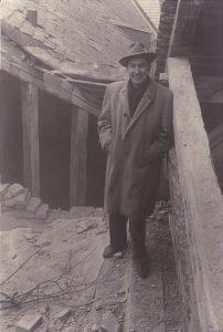 Dr. Martin Schick, 1955