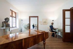 Schubert Apartment, Wien Museum, Hertha Hurnaus