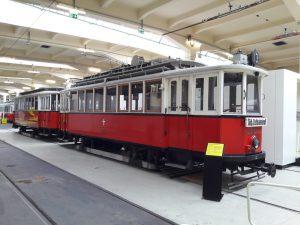 Historic tram-train