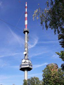 Sender at Kahlenberg