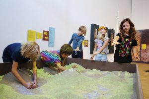 Terraforming, ZOOM Kindermuseum. copyright J.J. Kucek