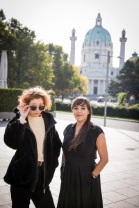 Mira Lu Kovacs & Yasmin Hafedh © Yavuz Odabas