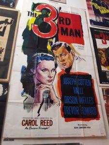 Film poster ©3rd man museum