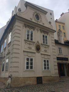 Drei Mäderl Haus/Mölker Steig