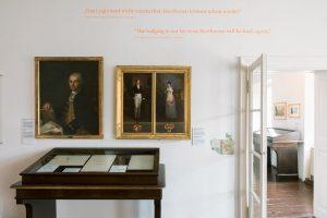Pasqualatihaus, Picture Lisa Rastl, © Wien Museum